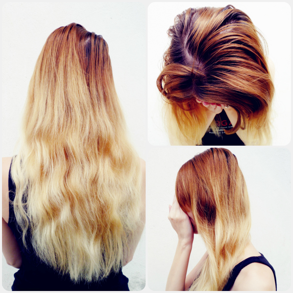 balayage blond avant aprs beautiful balayage californien honey with balayage blond avant aprs. Black Bedroom Furniture Sets. Home Design Ideas