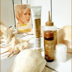 L'Oréal Blond très très clair cendré // Eradication du cheveu orange : CHECK !