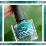 Pshiiit by Pshiiit Boutique et piCture pOlish // Mon hommage en nail art !