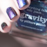 Picture Polish Gravity // Attraction et principe d'équivalence !