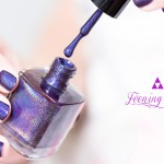 Triforce mauve et Evening Gown de Funlacquer !