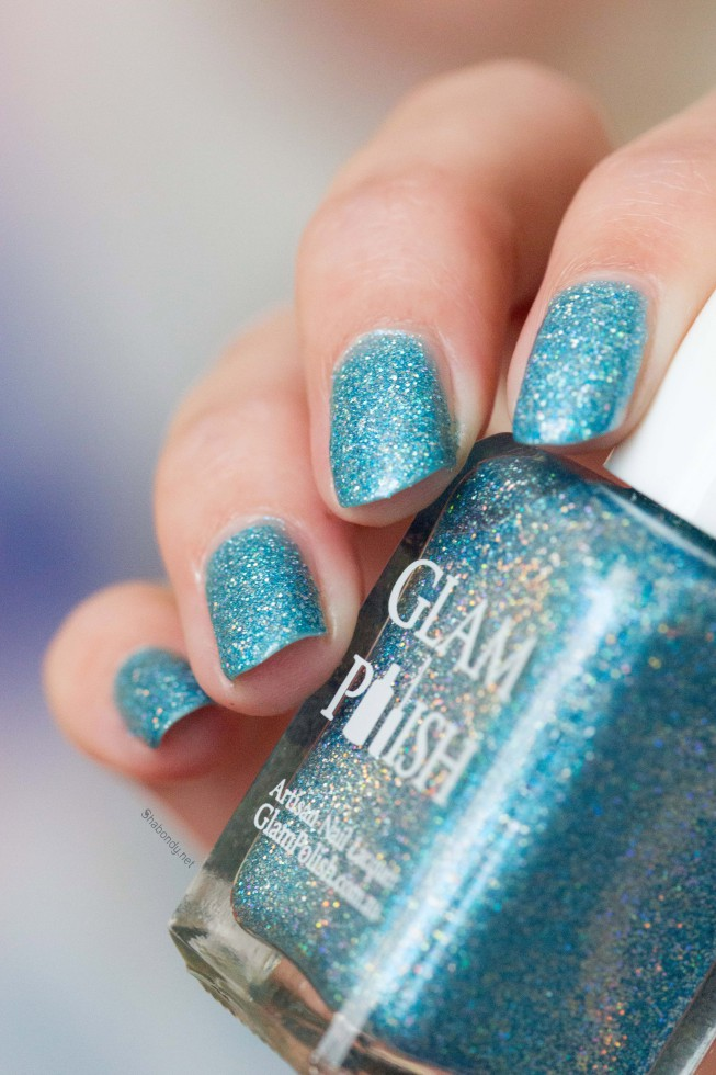 Below Zero - Glam Polish