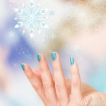 Glam Polish // Below Zero ou le vernis Frozen parfait !