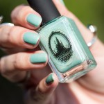 March 2015, mint, Mermaid, flackies // LOVE!