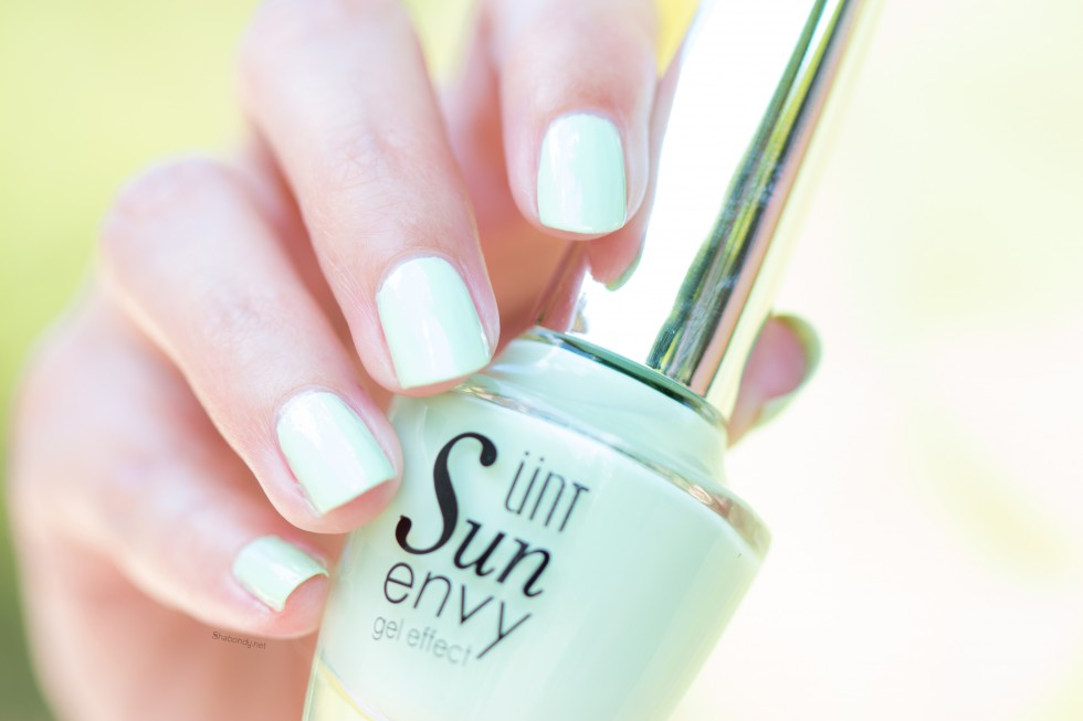 sun envy gel unt