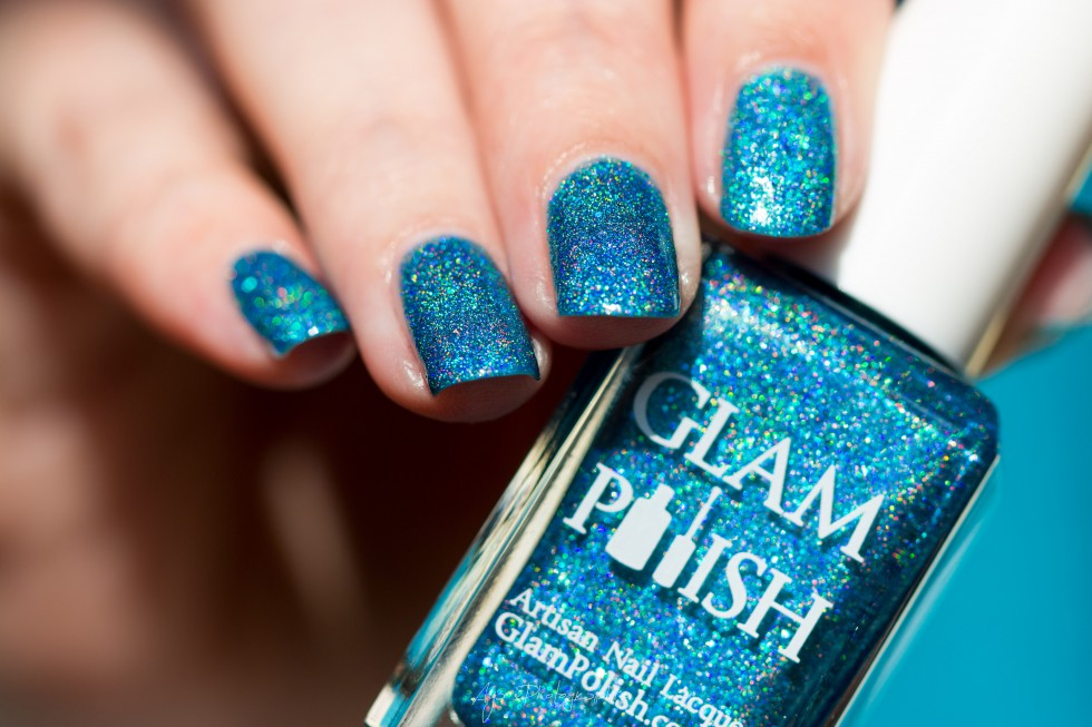 pisces glam polish
