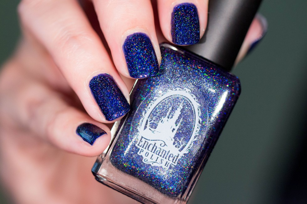 desert night sky enchanted polish