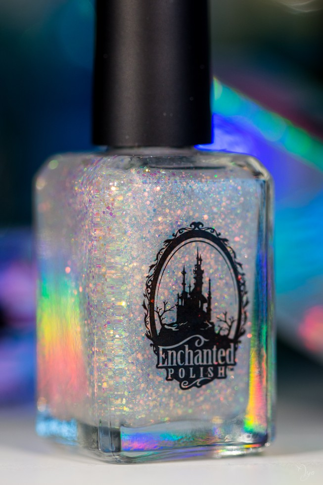 opalescent rainbow enchanted polish